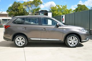 2020 Mitsubishi Outlander ZL MY20 ES 2WD Bronze 6 Speed Constant Variable Wagon.