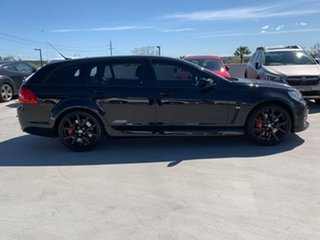 2017 Holden Commodore VF II MY17 SS V Sportwagon Redline Black 6 Speed Sports Automatic Wagon.