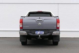 2016 Holden Colorado RG MY16 LTZ Crew Cab Grey 6 Speed Manual Utility