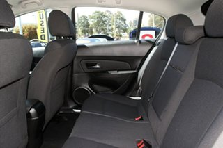 2016 Holden Cruze JH Series II MY16 Equipe Prussian Steel 6 Speed Sports Automatic Hatchback
