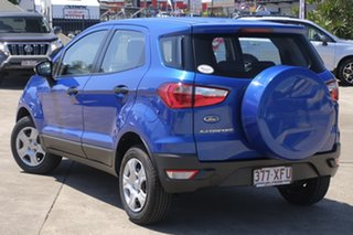 2015 Ford Ecosport BK Ambiente PwrShift Blue 6 Speed Sports Automatic Dual Clutch Wagon.