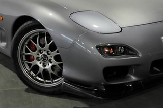 2002 Mazda RX7 FD Spirit R Type A Silver 5 Speed Manual Coupe.