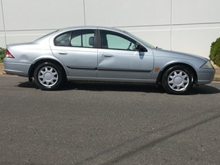 2001 Ford Falcon AU II Forte 4 Speed Automatic Sedan.