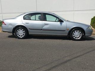 2001 Ford Falcon AU II Forte 4 Speed Automatic Sedan.