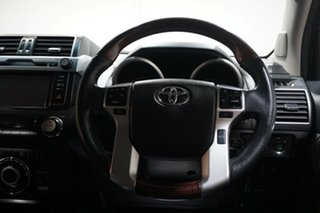 2016 Toyota Landcruiser Prado GDJ150R Kakadu Grey 6 Speed Sports Automatic Wagon