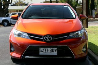 2015 Toyota Corolla ZRE182R Levin S-CVT SX Orange 7 Speed Constant Variable Hatchback