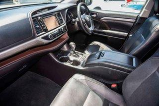 2018 Toyota Kluger GSU50R Grande 2WD White 8 Speed Sports Automatic Wagon