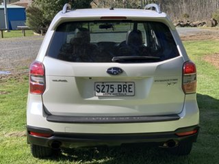 2014 Subaru Forester S4 MY14 XT Lineartronic AWD Premium White 8 Speed Constant Variable Wagon