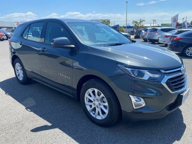 Used Holden Equinox EQ MY20 LT FWD Gladstone, 2019 Holden Equinox EQ MY20 LT FWD Son of a Gun Grey 6 Speed Sports Automatic Wagon