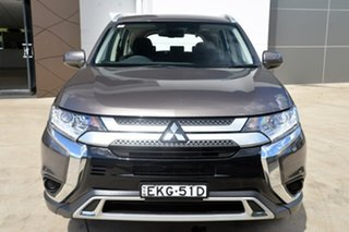 2020 Mitsubishi Outlander ZL MY20 ES 2WD Bronze 6 Speed Constant Variable Wagon