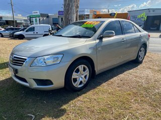 2009 Toyota Aurion GSV40R AT-X Silver 6 Speed Sports Automatic Sedan.