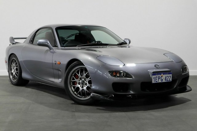 Used Mazda RX7 FD Spirit R Type A Bayswater, 2002 Mazda RX7 FD Spirit R Type A Silver 5 Speed Manual Coupe