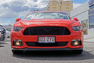 2016 Ford Mustang FM GT Fastback SelectShift Orange 6 Speed Sports Automatic Fastback.