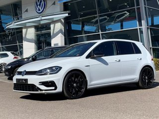 2020 Volkswagen Golf 7.5 MY20 R DSG 4MOTION Final Edition White 7 Speed Sports Automatic Dual Clutch.