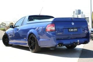2015 Holden Ute VF II MY16 SS Ute Slipstream Blue 6 Speed Sports Automatic Utility.
