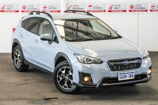 2017 Subaru XV G5X MY18 2.0i-L Lineartronic AWD Grey 7 Speed Constant Variable Wagon.