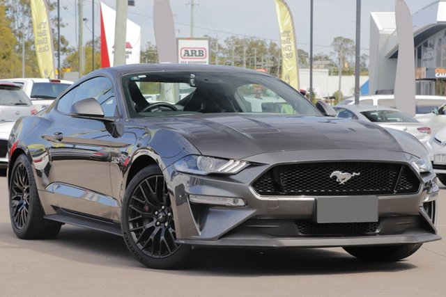 Used Ford Mustang FN 2018MY GT Fastback SelectShift, 2018 Ford Mustang FN 2018MY GT Fastback SelectShift Grey 10 Speed Sports Automatic Fastback