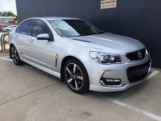 2017 Holden Commodore VF II MY17 SS Silver 6 Speed Sports Automatic Sedan