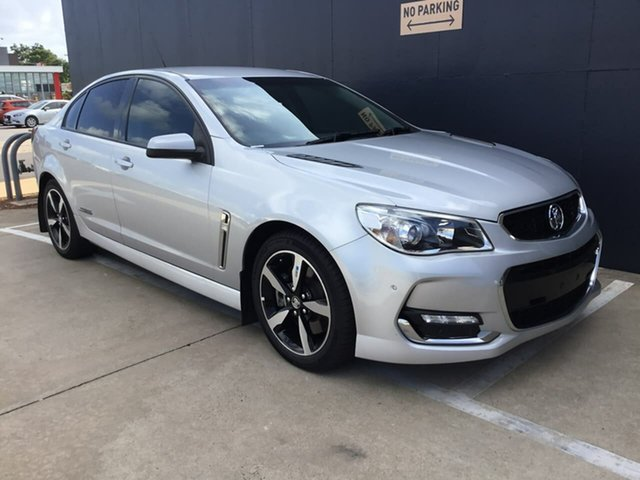 Used Holden Commodore VF II MY17 SS, 2017 Holden Commodore VF II MY17 SS Silver 6 Speed Sports Automatic Sedan