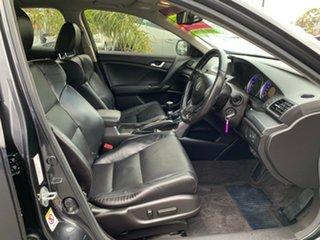 2013 Honda Accord Euro CU MY13 Luxury Grey 6 Speed Manual Sedan