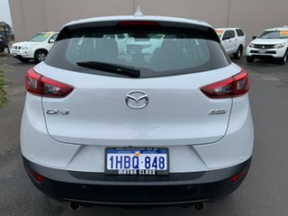 2017 Mazda CX-3 DK2W7A Maxx SKYACTIV-Drive Light Grey 6 Speed Sports Automatic Wagon.