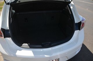 2012 Mazda 3 BL Series 2 MY13 Neo White 5 Speed Automatic Hatchback
