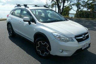 2013 Subaru XV G4X MY13 2.0i AWD White 6 Speed Manual Wagon.