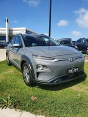 2019 Hyundai Kona OS.3 MY19 electric Highlander Galactic Grey 1 Speed Reduction Gear Wagon.