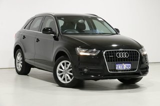 2015 Audi Q3 8U MY14 2.0 TFSI Quattro (125kW) Black 7 Speed Auto Dual Clutch Wagon.