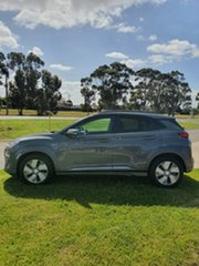 2019 Hyundai Kona OS.3 MY19 electric Highlander Galactic Grey 1 Speed Reduction Gear Wagon