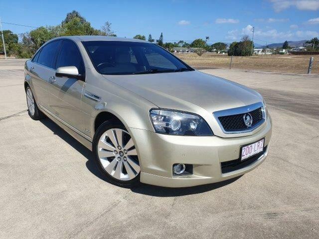 Used Holden Caprice WM MY09.5 Townsville, 2009 Holden Caprice WM MY09.5 Beige 6 Speed Sports Automatic Sedan