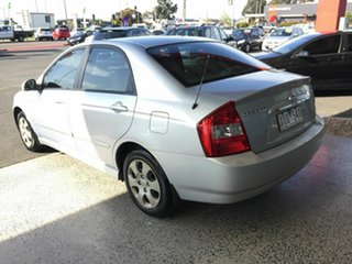 2004 Kia Cerato LD Silver 4 Speed Automatic Sedan