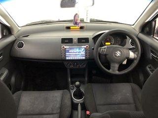 2007 Suzuki Swift RS415 S Red 5 Speed Manual Hatchback