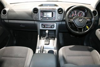 2015 Volkswagen Amarok 2H MY15 TDI420 Highline (4x4) Black 8 Speed Automatic Dual Cab Utility