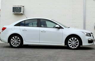 2015 Holden Cruze JH Series II MY15 SRi White 6 Speed Sports Automatic Sedan