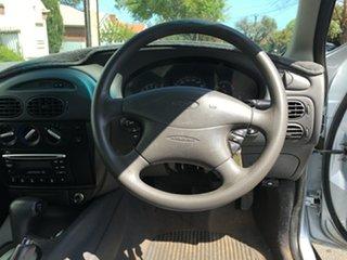 2001 Ford Falcon AU II Forte 4 Speed Automatic Sedan