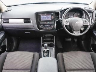 2014 Mitsubishi Outlander ZJ MY14.5 ES (4x4) Blue Continuous Variable Wagon