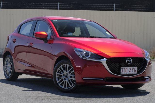 Demo Mazda 2 DJ2HAA G15 SKYACTIV-Drive Evolve, MAZDA2 Q 6AUTO HATCH G15 EVOLVE