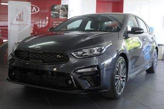 2020 Kia Cerato BD MY21 GT DCT Platinum Graphite 7 Speed Sports Automatic Dual Clutch Sedan.