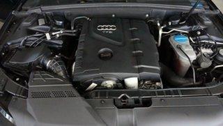 2011 Audi A4 B8 8K MY11 S Tronic Quattro Blue 7 Speed Sports Automatic Dual Clutch Sedan