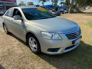 2009 Toyota Aurion GSV40R AT-X Silver 6 Speed Sports Automatic Sedan