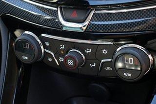 2015 Holden Ute VF II MY16 SV6 Ute Black 6 Speed Manual Utility