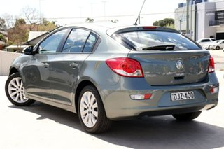 2016 Holden Cruze JH Series II MY16 Equipe Prussian Steel 6 Speed Sports Automatic Hatchback.