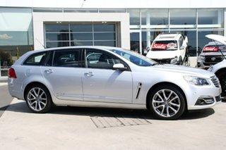 2017 Holden Calais VF II MY17 V Sportwagon Silver 6 Speed Sports Automatic Wagon.