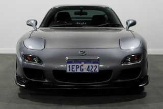 2002 Mazda RX7 FD Spirit R Type A Silver 5 Speed Manual Coupe