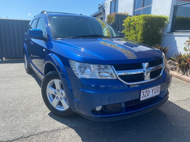 Used Dodge Journey JC MY10 SXT, 2010 Dodge Journey JC MY10 SXT Blue 6 Speed Automatic Wagon