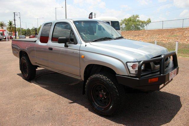 Used Toyota Hilux  , Hilux 4X4 STD 3.4L Petrol Manual Extra Cab Pick Up