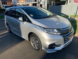 2020 Honda Odyssey RC MY20 VTi-L Super Platinum 7 Speed Constant Variable Wagon.