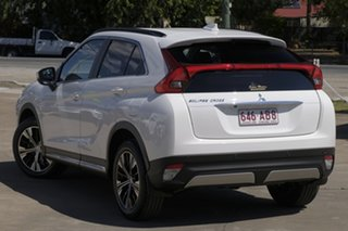2020 Mitsubishi Eclipse Cross YA MY20 LS 2WD White 8 Speed Constant Variable Wagon.