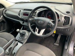 2013 Kia Sportage SL Series II MY13 SI Grey 5 Speed Manual Wagon